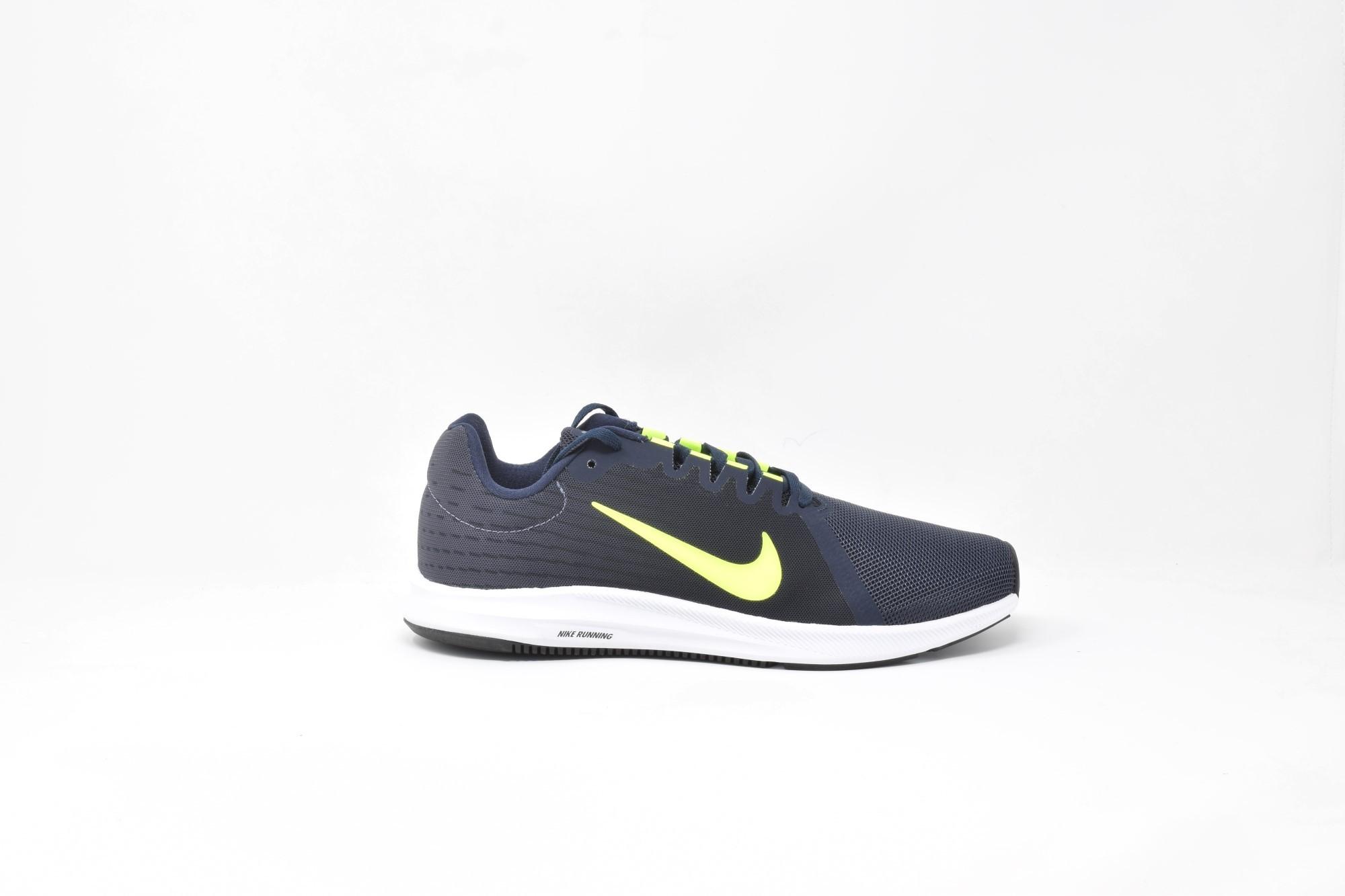 Nike Running DOWNSHIFTER 8 Blu Giallo