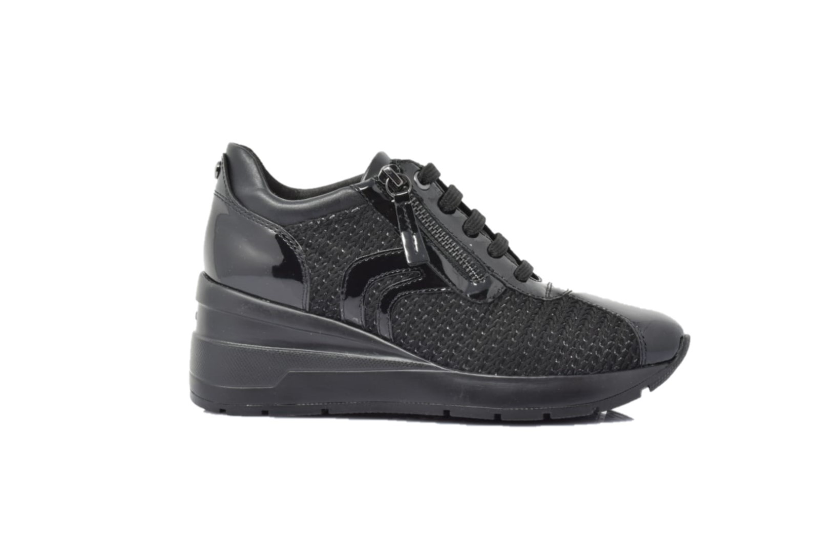 f839b6b3a5 GEOX ZOSMA Sneaker Black