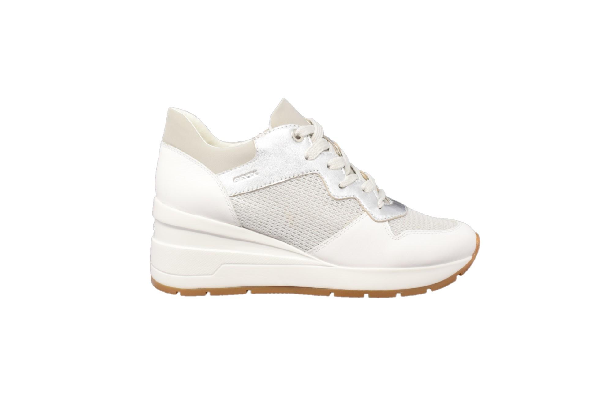ccf964a0da GEOX D ZOSMA Sneaker Traspirante Leggerissima Flessibile e ...
